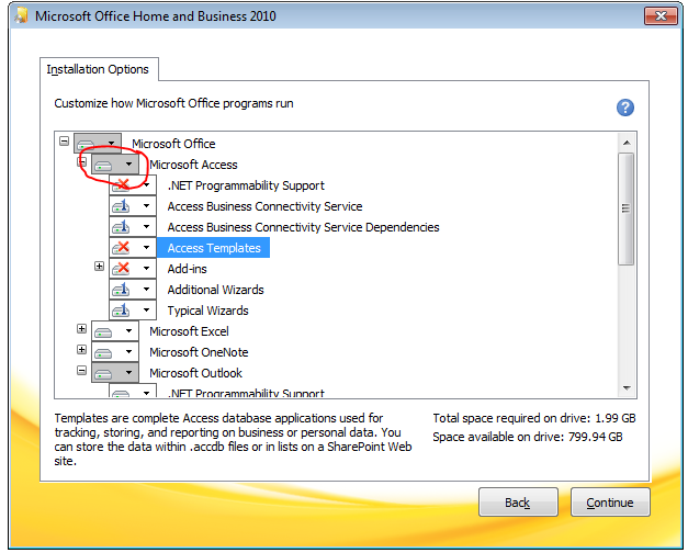 microsoft office 2010 cannot verify product key